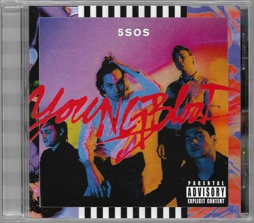 5 Seconds Of Summer<br>Youngblood<br>CD